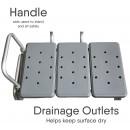 FT7301 Shower Bench