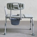 FT7302 Bench Commode