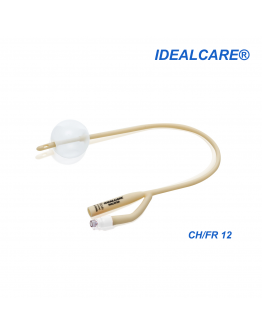 Idealcare 2 Way Foley Balloon Catheter