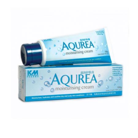 Aqurea Moisturising Cream 100g