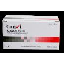 Convi Alcohol Swab - 100s