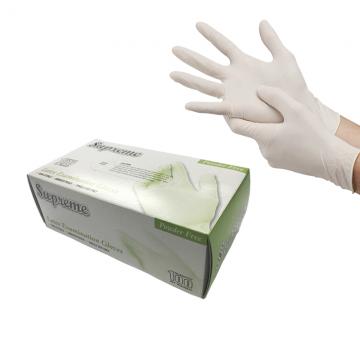 Supreme Latex Examination Gloves