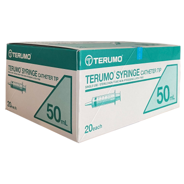 Terumo Syringe 50ml