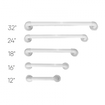 Plastic Bathroom Grab Bar