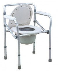 Stationary Commodes