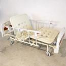 2 Crank Electrical Split Hospital Bed