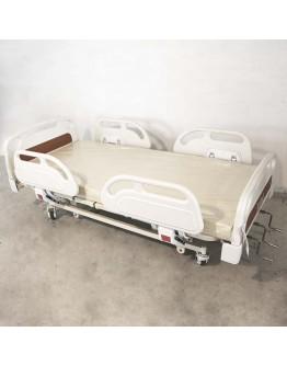 3 Crank Manual Luxury Hospital Bed