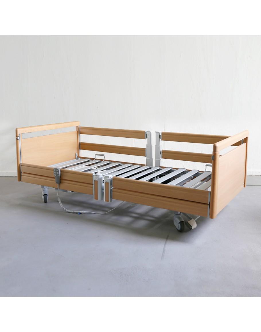 livorno premium nursing bed split side rails. Black Bedroom Furniture Sets. Home Design Ideas