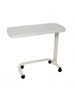 Plastic Overbed Table