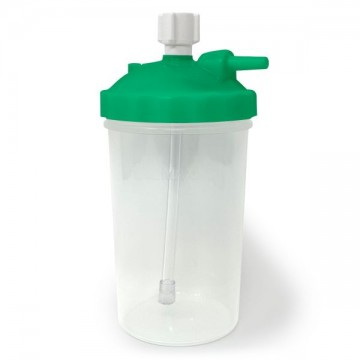 Bubble Humidifier (0-5 Oxygen Concentrators)