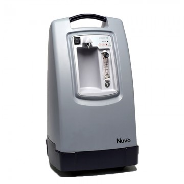 Monthly Rental - Nidek Nuvo 0 - 5 LPM Oxygen Concentrator (Refurbished)