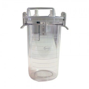 Reusable 1000cc Suction Canister