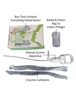 LE-2 Disposable Manual Suction Pump