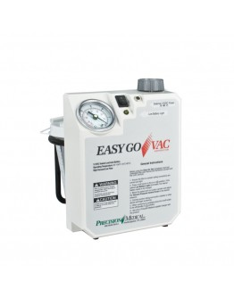 Precision Medical PM65 EasyGoVac Portable Pump