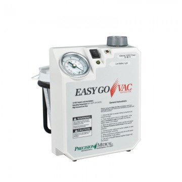 Precision Medical PM65 EasyGoVac Portable Pump