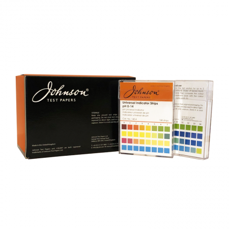 Johnson - pH Indicator Strips