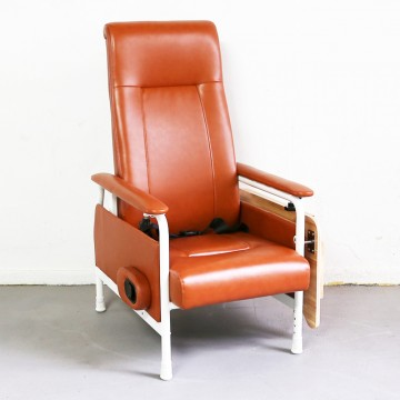 KW-S Reclining Geriatric Chair (Steel, Without Wheels)