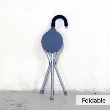 FS943L Walking Stick with Seat