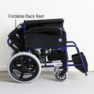 ECL X1-16 Eclips Lightweight Wheelchair