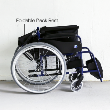 ECL X1-24 Eclips Lightweight Wheelchair
