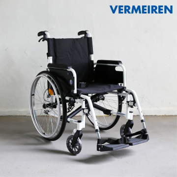 ECL X2-24 Eclips Detachable Wheelchair