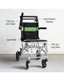 FS800 Travel Wheelchair
