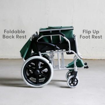 FS863-16 Lightweight Wheelchair