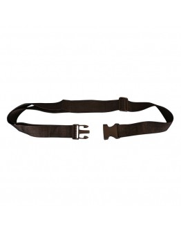 Snap-Fit Seat Belt for Wheelchair